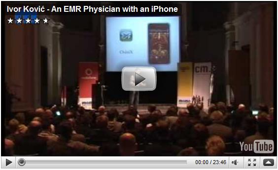 QxMD's Pedi-STAT highlighted at MoMo Amsterdam: Mobile Health