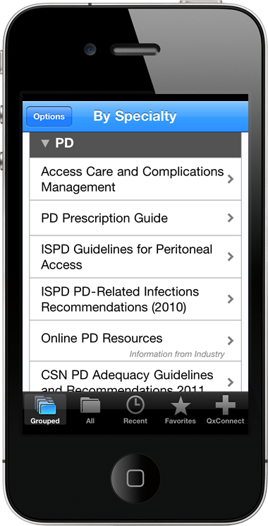 Peritoneal Dialysis Management Tools Added to Calculate by QxMD