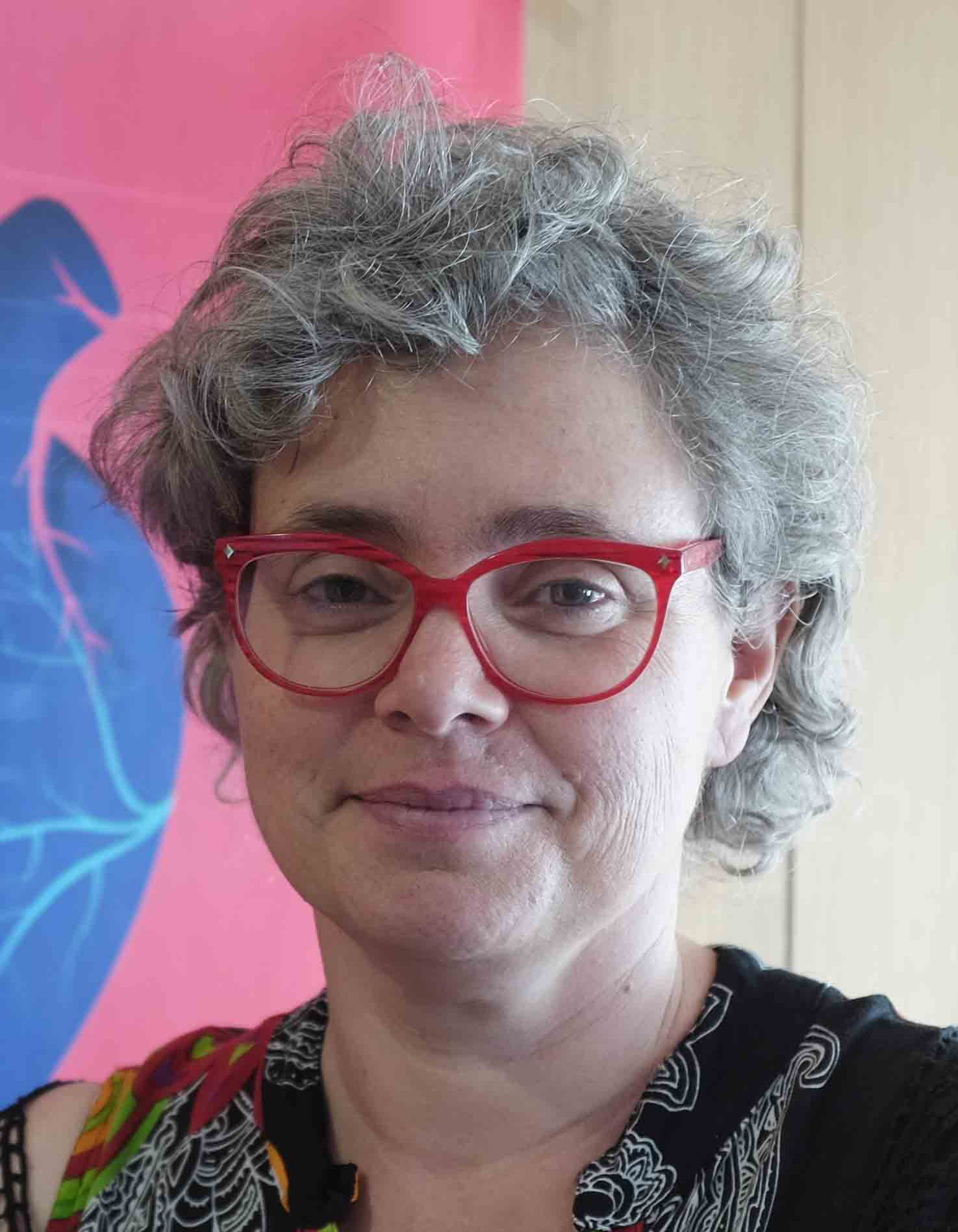 Cécile Couchoud, MD